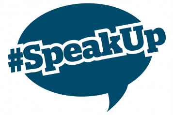text speak up