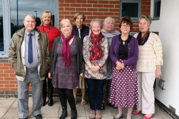 Healthwatch Warwickshire volunteers