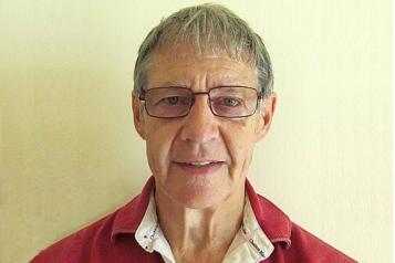 Portrait of John Topping