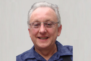Portrait of Mike Flaxman