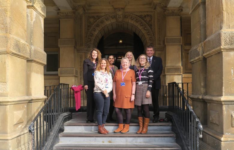 Healthwatch Warwickshire Staff team